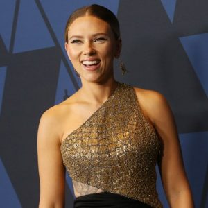 """Scarlett Johansson Knows How """"Tone-Deaf"""" She's Been"""
