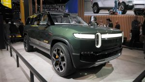 Ford may be developing a new Lincoln electric SUV with Rivian