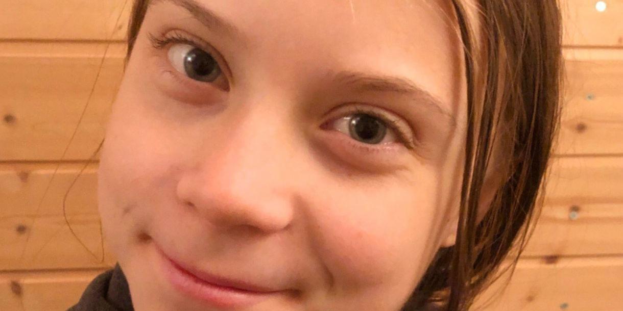 Here's why Greta Thunberg changed her Twitter name to Sharon