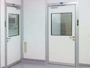 Coronavirus - How to clean aluminium doors
