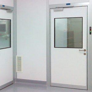 Coronavirus – How to clean aluminium doors