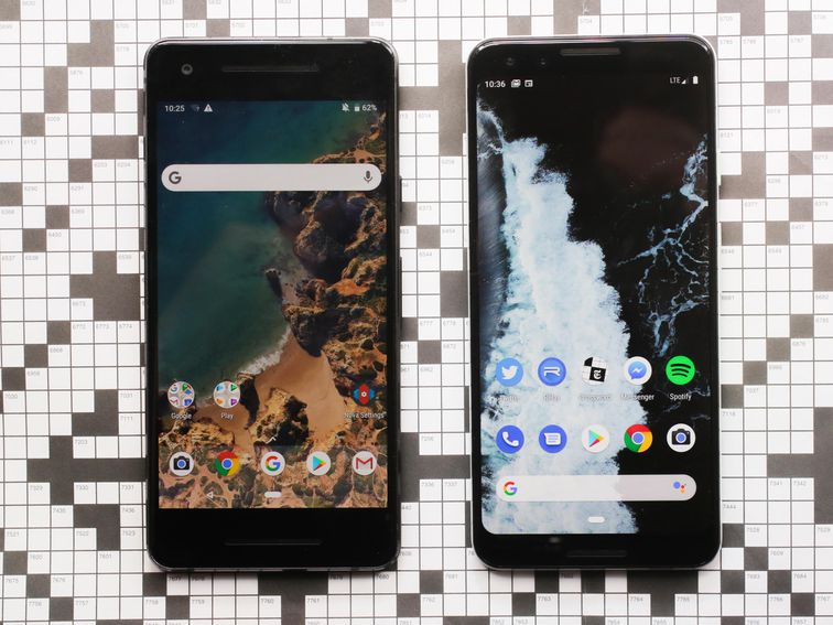 Google Pixel 3 vs. 3 XL: They've been deeply discounted, so which should you buy?